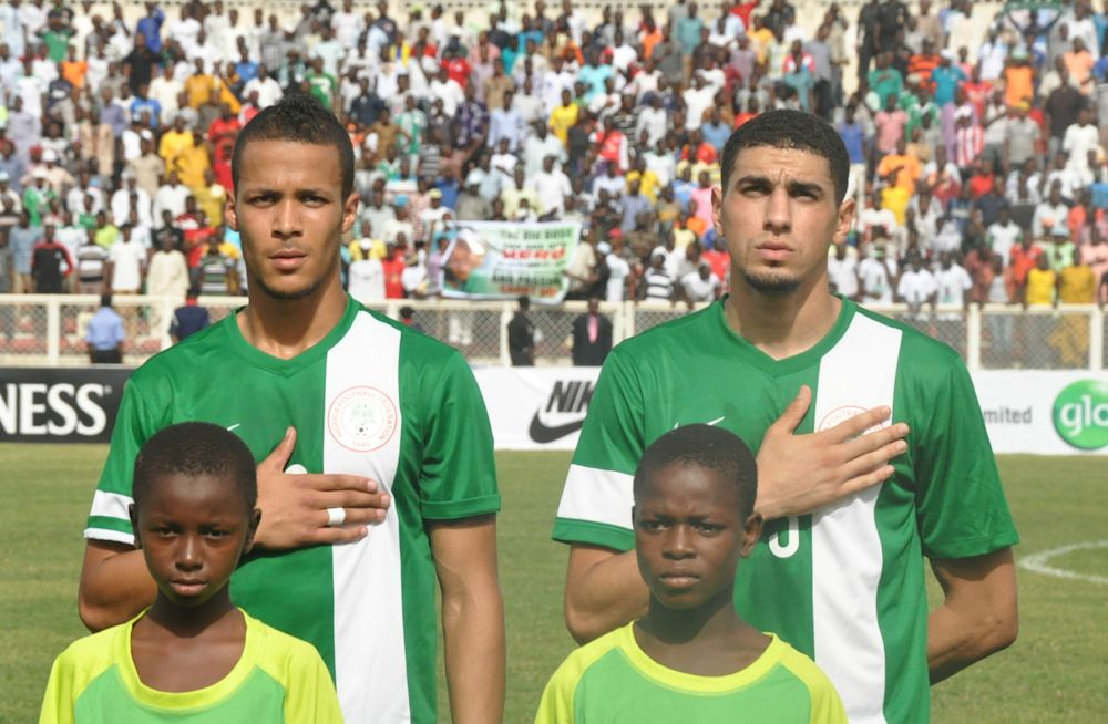Super Eagles already dreaming of 2018 World Cup, says Mainz's Leon Balogun