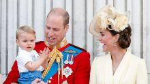 Royals: Prinz Louis stiehlt allen die Show