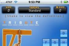 iHangman gives you instant, classic entertainment on the go