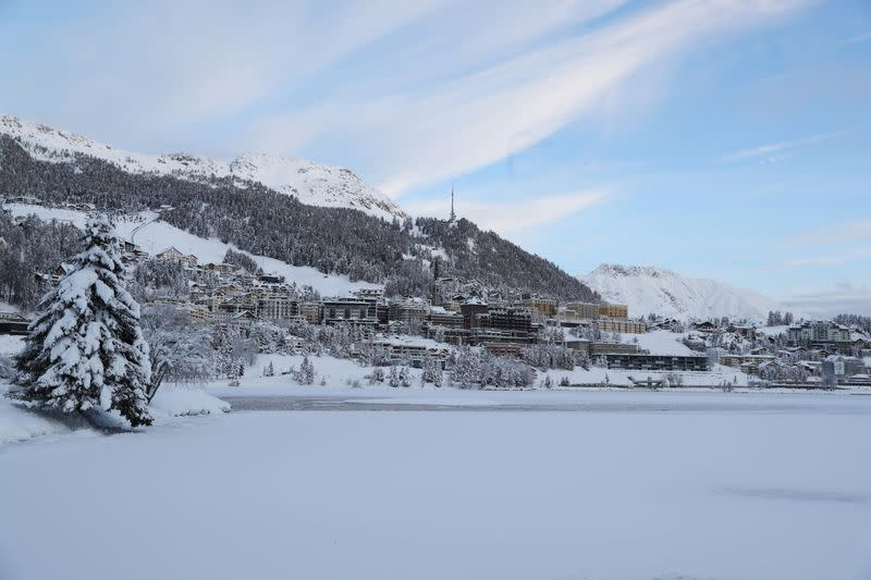 Swiss ski resort St Moritz quarantines hotels, shuts schools to contain COVID variant