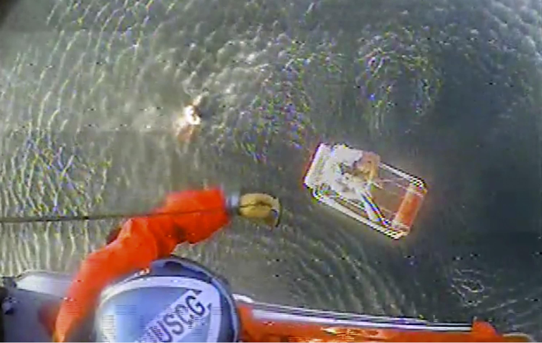 Ocean Plane Crash