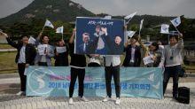 Moon y Kim se reunirán el viernes en la línea de demarcación militar, según Seúl