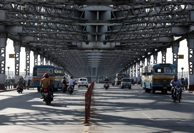 Millions in India under coronavirus lockdown