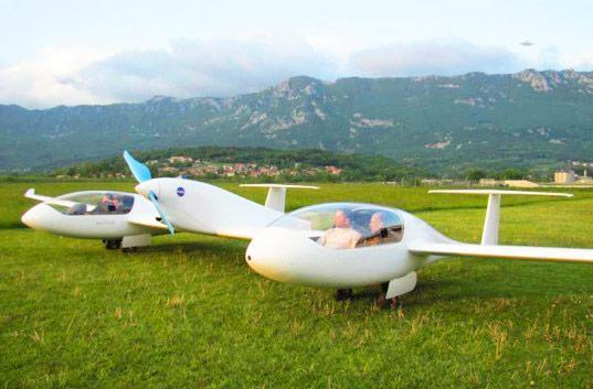 Inhabitat's Week in Green: electric airplanes, CO2-storing bricks and solar-powered bags