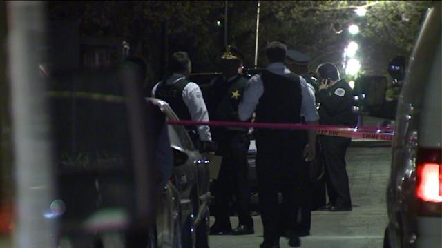 Chicago cop accidentally shoots partner while on call