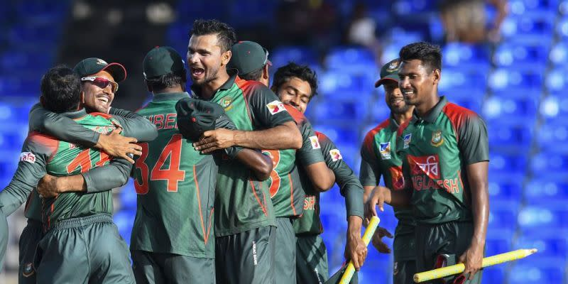 Bangladesh had the third most number of wins in 2018