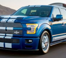 The 750-HP Shelby F-150 Super Snake Is a $100,000 Thundertruck