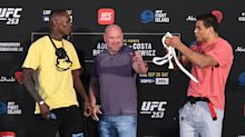 UFC 253 full results: Adesanya TKOs Costa; Blachowicz claims title vs. Reyes