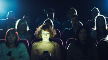 Phoneless cinema screenings will soon be a thing