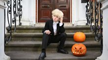 Parents are dressing their children up as Boris Johnson this Halloween