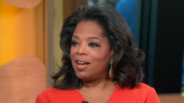 Oprah Winfrey on Leaving Hit Show, Future of OWN