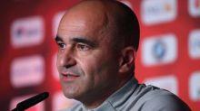 Foot - Euro - BEL - Roberto Martinez (Belgique): «Je ne suis pas inquiet du tout pour Eden Hazard»