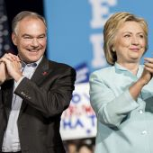 One Area Where Hillary Clinton and Tim Kaine Don't See Eye to Eye
