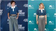 Aura Garrido le copia un look a Scarlett Johansson: ¿a quién le queda mejor?