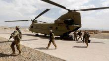 Military blames 'human error' for hidden Afghan war data