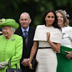 Queen Elizabeth offers her sympathies to Meghan Markle's home state of California amid wildfires