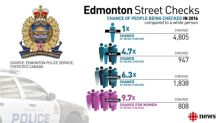 Edmonton police defend street checks, reject allegations of racial profiling
