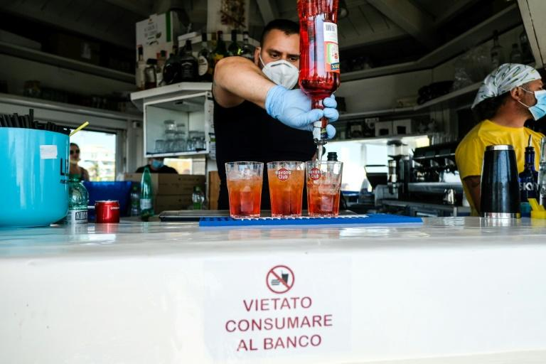 ITALY shuts DISCOS, orders MASK wearing at night