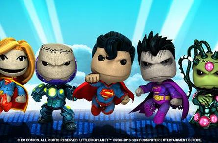 Sackboy meets Batman in latest LittleBigPlanet DLC