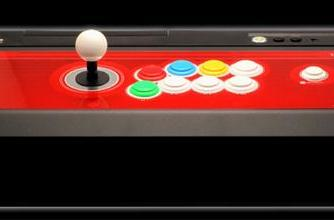 Hori Real Arcade Pro Premium VLX has a name to match its size, price