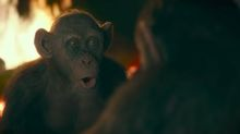 'War for the Planet of the Apes' Extended Preview Clip Intros Steve Zahn's 'Bad Ape'