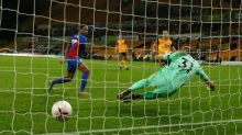 Wolves share EPL lead after beating Crystal Palace 2-0