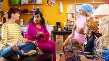 Niecy Nash is a 'boss' and Karrueche Tran is in a bedazzled eye patch in exclusive 'Claws' Season 3 trailer