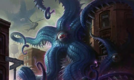 Infinite Crisis reveals creepy alien starfish Starro