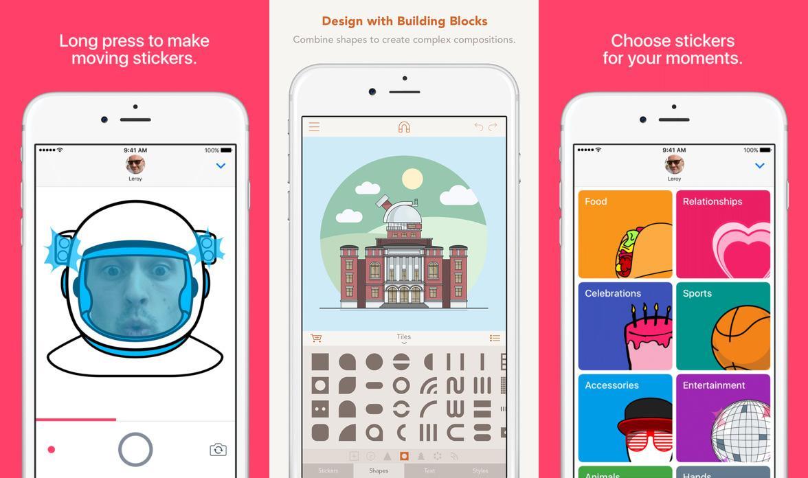 Make Your Own Ios 10 Stickers With These Free Apps