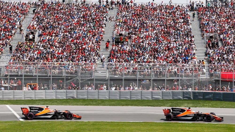 McLaren與Honda達成協議分道揚鑣