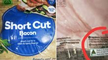 Woolworths shopper confused over detail on 'Made in Australia' bacon
