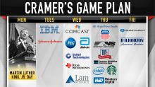 Cramer's game plan: This week, forecasts are more important than earnings