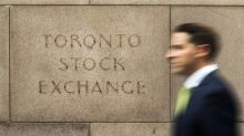 TSX edges higher, led by financials
