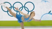 Joannie Rochette on not competing at Sochi