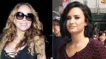 Demi Lovato Says Mariah Carey Is 'Nasty'