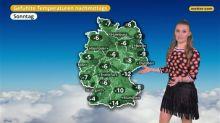 Das Wetter in Deutschland am 25. Februar 2018