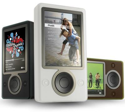 How would you change the Microsoft Zune?