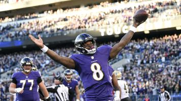 Lamar Jackson expected to make 1st career start