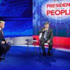 Trump attacks Biden on coronavirus mask mandates, but Biden doesn't hold public office
