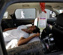 India posts world record COVID cases with oxygen running out