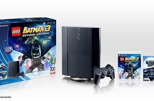Lego Batman 3 PS3 bundle out in na-na-na-na-na-November