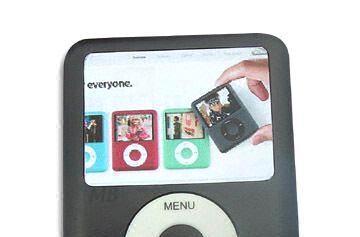 The first iPod nano clone rears its fat head