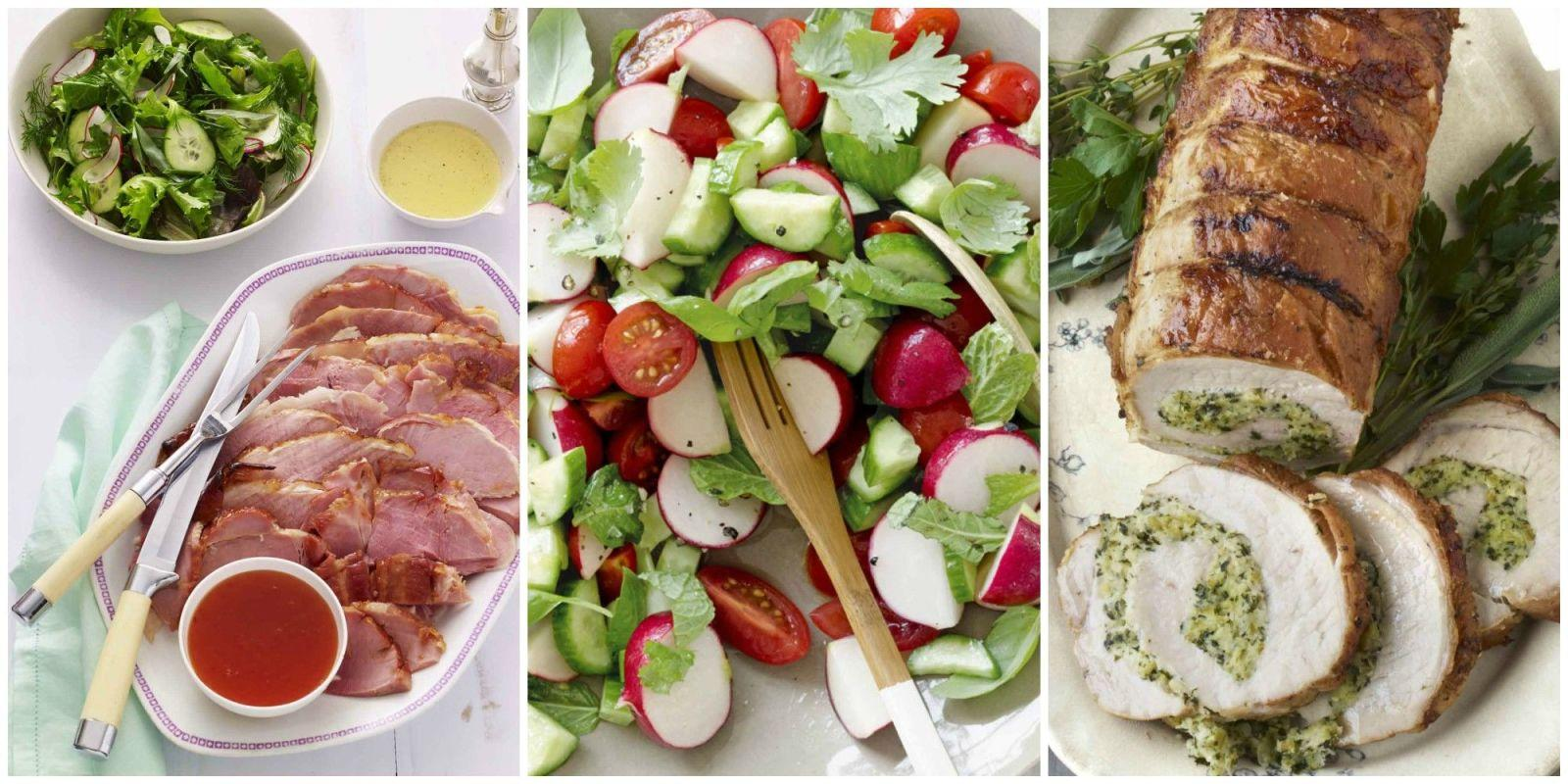 20 scrumptious easter dinner ideas your entire family will Easy dinner recipes for family of 6