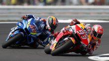 Marc Marquez Harus Membayar Mahal Kesalahan pada Tikungan Terakhir MotoGP Inggris