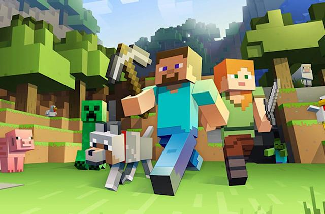 The delayed 'Minecraft' movie is now set for March 2022