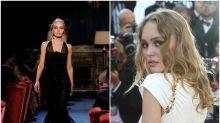 Lily-Rose Depp y otras bajitas que triunfan como modelos