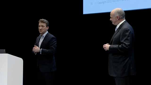 Innovation Theatre: HP unveils new storage for the next era of IT — get your VIP access to the biggest announcement of the year. (On-Demand)