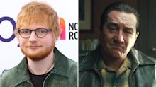 Is Ed Sheeran Related to 'The Irishman' Mobster Robert De Niro Plays in Martin Scorsese's Movie?