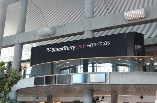 Live from Blackberry Jam Americas 2012!
