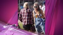 Entertainment News Pop: Prince Harry And GF Cressida Bonas Go Backstage To Hang With Mumford & Sons